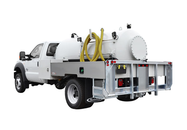 Portable Toilet Transport Trailers
