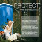 Portable Toilets | Satellite Industries Portable Toilet